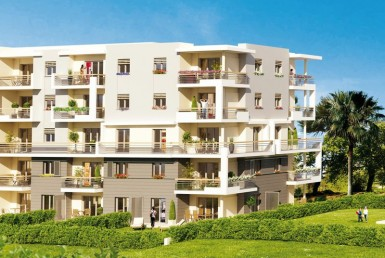 IRG Immobilier – Appartements neufs en nue propriété à Antibes