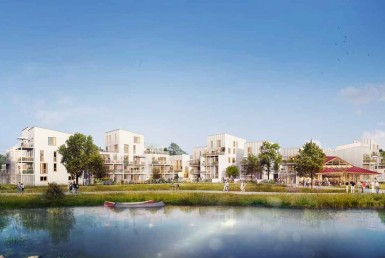 Appartements neufs en Nue Propriété à Rennes