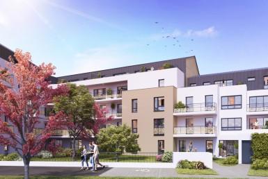 IRG Immobilier – Appartements neufs en Nue Propriété – Nantes 44