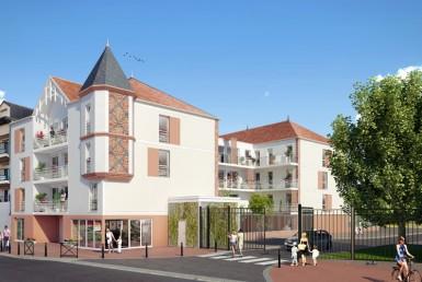 IRG Immobilier – Appartements neufs en Nue Propriété – Villiers-sur-Marne 94