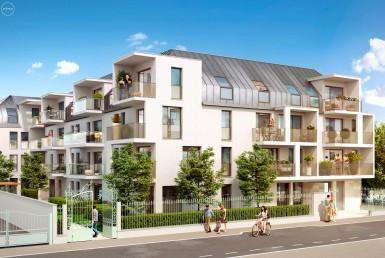 IRG Immobilier – Appartements neufs en Nue propriété à Villemonde 93