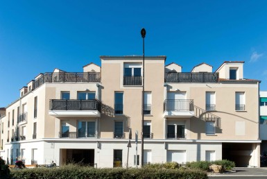 IRG Immobilier – Appartements neufs en Nue Propriété à Le Chesnay 78